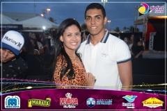 Sorriso, Voltei - FrontStage -Aracaju (2)